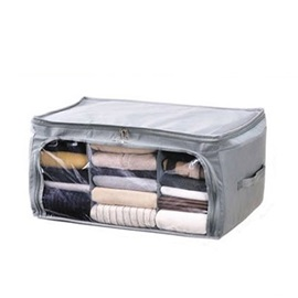 Bamboo Charcoal Nonwovens 3 Layers Storage Bag