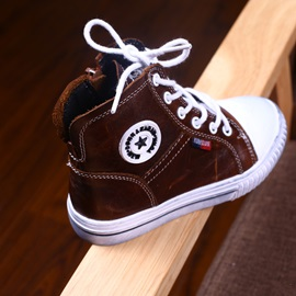 Comfy Lace-Up Kids' Running Sneakers