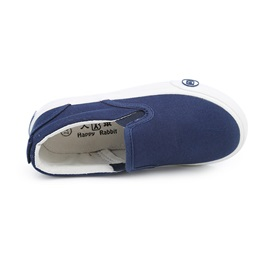 Canvas Slip-On Kids' Sneakers