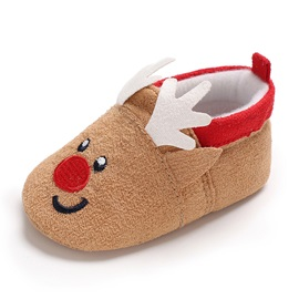 Embroidery Baby Walking Shoes