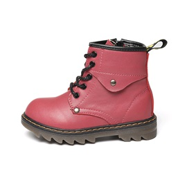Lace-Up Ankle Girl's Boy's Boots
