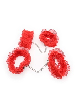 Lace Costume Accessories 6 Pieces