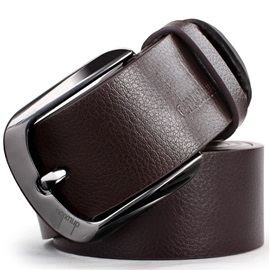 Chic Casual Male Leather Belt