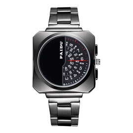 Alloy Water Resistant Men Watch