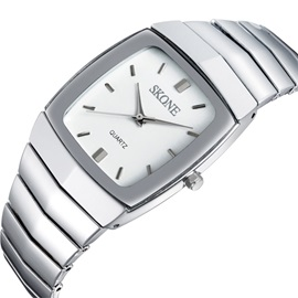 Simple Leisure Square Dial Men's Watch