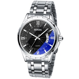 Business Steel Strip Luminous Men's Watch