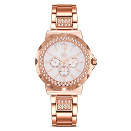 Quartz Hardlex Water Resistant Watch For Women