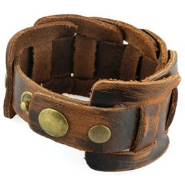 Vintage Style Fashion Men Bracelet