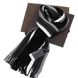 Fashion Stripe Style Men's Scarf