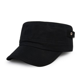 Solid Color Men's Flatcap