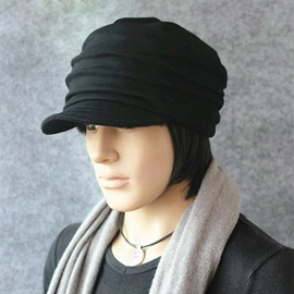 Stylish with Brim Men's Hat