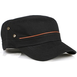 Pure Cotton Casual Men's Cap