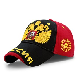Splendid Double Eagle Printed Men's Hat