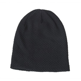 Fashion Cotton Blends Men's Knitted Hats