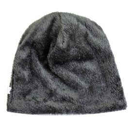 Pure Color Casual Woolen Yarn Skullies & Beanies for Men