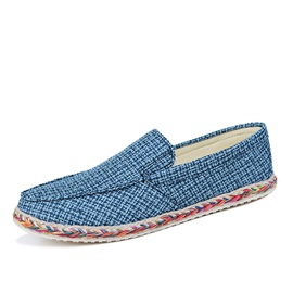 Crochet Air-Permeable Men's Loafers