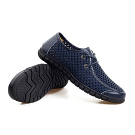 Mesh Patchwork Air-Permeable Men's Shoes