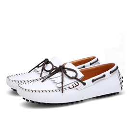 Tassels Slip-On Men's Loafers