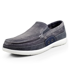 Thread Breathable Slip-On Men's Loafers