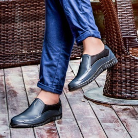 Elegant Slip-On Men's Loafers