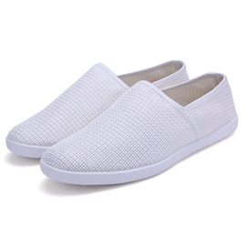 Breathable Round Toe Loafers