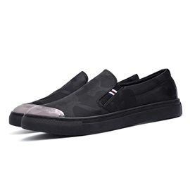 British Breathable Slip-On Loafers