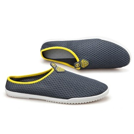 Breathable Mesh Round Toe Casual Shoes