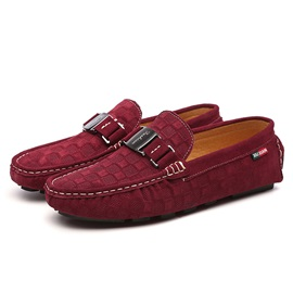Breathable Low-Cut Slip-On Driving Shoes