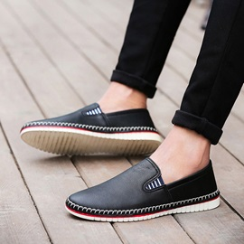 Cosy PU Thread Men's Casual Shoes
