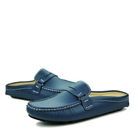PU Slip-On Casual Shoes for Men