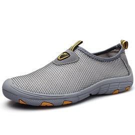 Breathable Mesh Slip-On Casual Shoes for Men