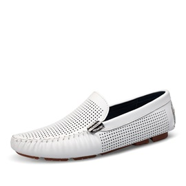 Breathable Slip-On Driving Shoes