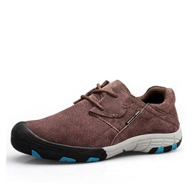 PU Round Toe Hiking Shoes