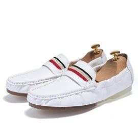 Cozy PU Loafers for Men
