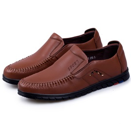 PU Plain High Quality Men