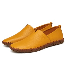 PU Slip-On Men's Casual Shoes