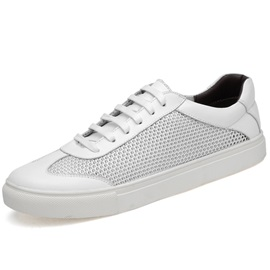 Mesh Plain Low-Cut Upper Men's Breathable Sneakers
