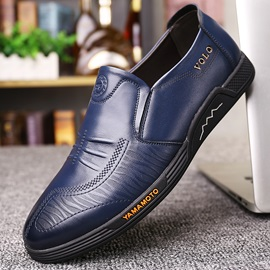 Plain Low-Cut Upper Men's Casual Shoes