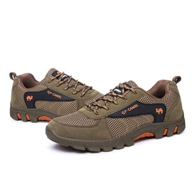 Breathable Low-Cut Men's Hiking Shoes