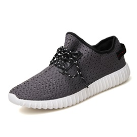 Breathable Upper Round Toe Sneakers