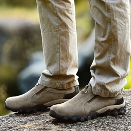 Breathable Upper Slip-On Hiking Shoes