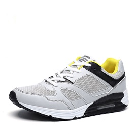 Breathable Mesh Patchwork Sport Shoes for Men