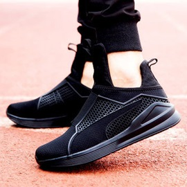 Breathable Mesh Round Toe Men's Sneakers
