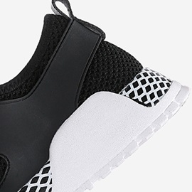 Mesh Patchwork Lace-Up Breathable Men's Sneakers