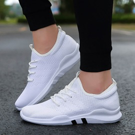 Mesh Lace-UP Men's Sneakers