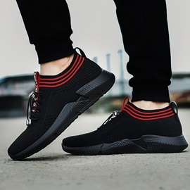Mesh Elastic Band Low-Cut Upper Men's Sneakers