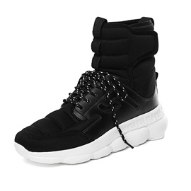 High-Cut Upper Lace-Up Men's Sneakers