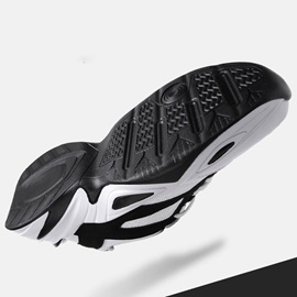 Flat Lace-Up Trendy Men's Chunky Sneakers
