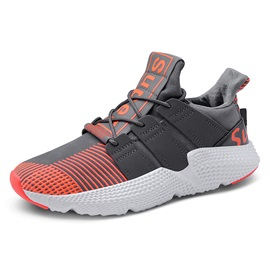 Sports Low-Cut Upper Lace-Up Mesh Men