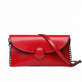 Latest Fashionable Envelope Chain Crossbody Bag